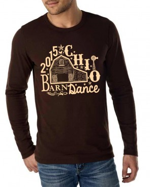 Chi Omega Barn Dance Long Sleeve