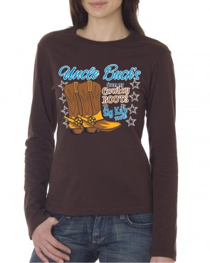 Sigma Kappa Barn Dance Long Sleeve